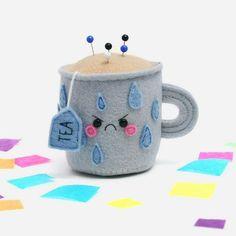 Hama Beads Minecraft, Perler Beads, Felt Doll Patterns, Easy Crochet Patterns, Art Hama, Mug Template, Doll House Crafts, Felt Templates, Felt Material
