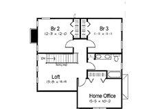 - 11311G   1st Floor Master Suite, Loft, Narrow Lot, PDF, Traditional…