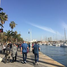 A day of exploring Barcelona while we were in Spain for #MWC16