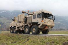 MAN ,8X8 - Schweres Abschlepp- & Bergefahrzeug EH/W 200 SBV