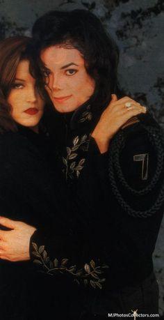 michael jackson and lisa marie presley - Google Search