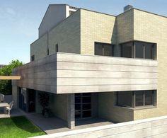 Render y Arquitectura 3D | Renders 3D de una promoción de viviendas unifamiliares adosadas en Torrefarrera, Lleida