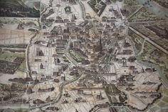 Papier na decoupage, Mapa Wien