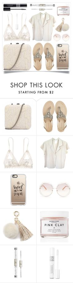 """Queen"" by racanoki ❤ liked on Polyvore featuring Antik Batik, Hanky Panky, agnès b., Casetify, Chloé, Juicy Couture, Herbivore, Christian Dior and RaCaNoKi"