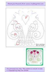 Ed005 Wedding Doves