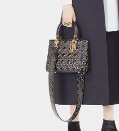 ac058009125 Dior s New Creative Director Mixes Disparate Vintage Eras for Pre-Fall 2017  Bags - PurseBlog