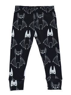 MIDNIGHT SUPER BATTY LEGGINGS - Tobias & The Bear