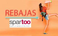 Rebajas de hasta un 60% en moda y complementos en Spartoo