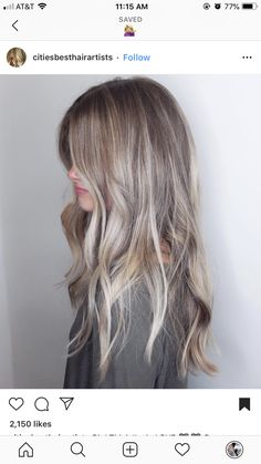 Messy Hairstyles, Pretty Hairstyles, Strawberry Blonde Hair, Dye My Hair, Light Hair, Balayage Hair, Hair Trends, Hair Goals, Her Hair