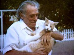 Charles Bukowski (EE.UU., 1920-1994). Escritor y poeta estadounidense nacido en Alemania.