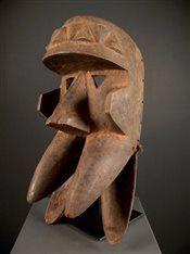 Kran mask Dan - African Art