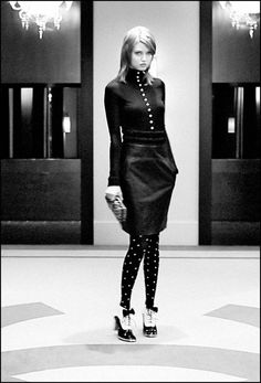 #CHANEL Fall-Winter 2014/15 Pre-Collection #RTW