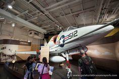 Disfrutando de la visita al museo Intrepid de #nuevayork @intrepidmuseum