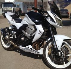 30 Best Kawasaki Z750 Tuning Images On Pinterest