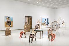2013 Carnegie International Installation view