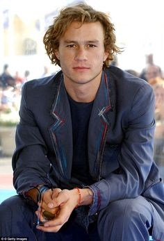 Reminisce: Kate Ledger also told the Sunday Telegraph that she tries to keep her brother H...