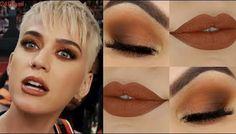 Maquiagem BARATINHA inspirada em Katy Perry - Katy Perry Swish Swish Makeup Tutorial