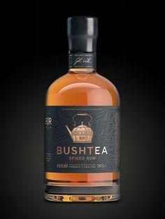 Bushtea in Packaging