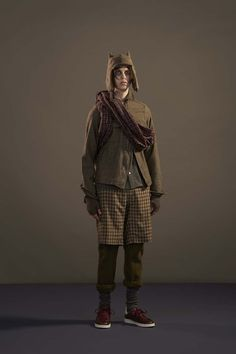 Male Fashion Trends: Undercover Fall-Winter 2017 Collection