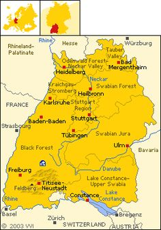 Guia resumen de un viaje a la Selva Negra alemana y Munich | My Guia de Viajes