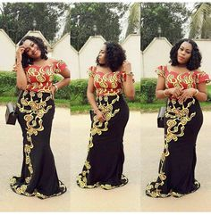 Still not sure how to slay the style yo have, check out these fashionable ladies as they slay in style. Now Here Is How To Slay In Latest Ankara Styles. Latest Ankara Styles, Latest Fashion, Womens Fashion, Slay, African Fashion, All Things, 21 Questions, Formal Dresses, Long Gowns