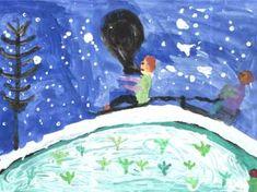 "K12 - Das Original: Paul Klee - ""Winterbild"" - Pelikan"