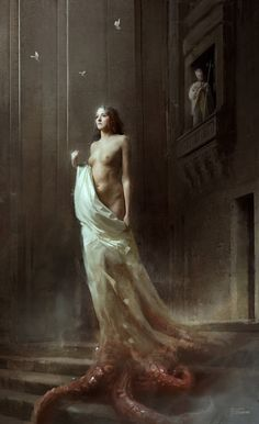 The art of BASTIEN LECOUFFE DEHARME