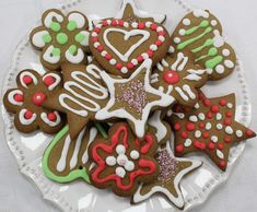 Recipe Gingerbread biscuits by Thermomix in Australia - Recipe of category Baking - sweet Gingerbread Biscuit Recipe, Gingerbread Cookies, Christmas Biscuits, Christmas Treats, Christmas Recipes, Christmas Time, Xmas Food, Christmas Cooking, Biscuit Cake