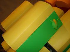 Lembrancinha Sítio do Pica Pau Amarelo