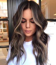 Black Brown Hair, Long Black Hair, Hair Color For Black Hair, Black Curly Hair, Black Wig, Pretty Brown Hair, Short Hair, Hair Color Asian, Dark Brunette Hair
