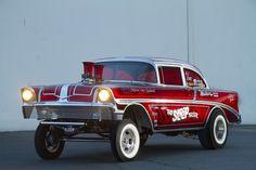 '56 Chevy Gasser