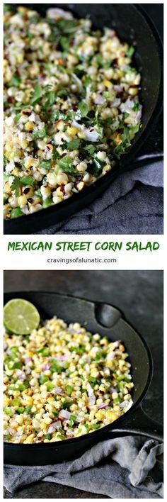 Mexican Street Corn