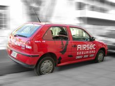 Grafica Vehicular Airsec Seguridad