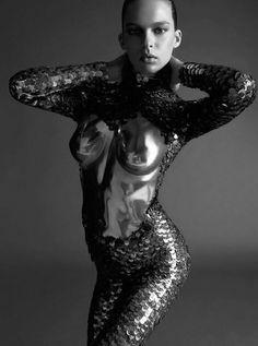 Designer - Alexander McQueen - Armor