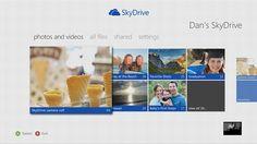 Skydrive se expande hacia la XBOX 360 mientras que la política de Apple impide que lo haga en iOS  http://www.genbeta.com/p/73247