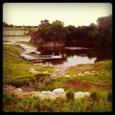 Stearns Quarry Park, Bridgeport