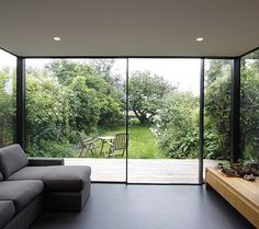 Turney Road | Contemporary Orangery | IQ Glass Rooms
