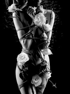 gazingamongstpassion: master-rene-will:    Shibari - Rope...