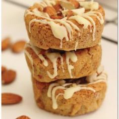 ALMOND COOKIE CUPS
