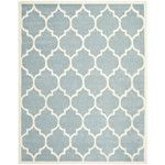 <strong>Wilkin Blue/Ivory Moroccan Area Rug</strong> by Varick Gallery
