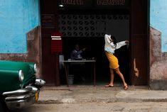Cuba by Steve McCurry