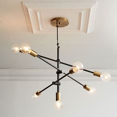 Mobile Chandelier - Large | west elm