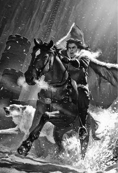 Todas las ilustraciones de la edición especial de 'Game of Thrones' | Cinepapaya