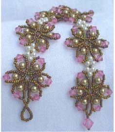 Tupilandia: Starflower bracelet