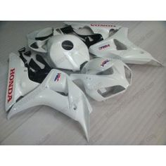 Honda CBR1000RR 2006-2007 Injection ABS Fairing - Others - White | $639.00