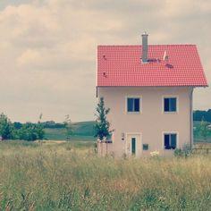 Alleinstehende Doppelhaushälfte in der freien Natur in Pienzenau bei Grafing