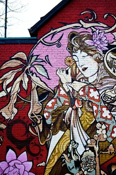 Kensington Street Art - London