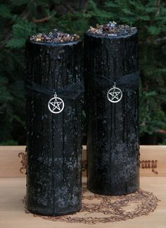 Las Brujas magia alquimia Pilar 3 x 9. por WhiteMagickAlchemy