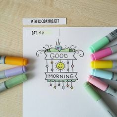 This is just the cutest! I had to share  @Regrann from @blackberryjelly - #100daysofdooodles2 #100dayproject #100daysproject #doodle #drawing #goodmorning #markers #copic #inspiration #instaart #рисунок #маркеры #доброеутро - #regrann