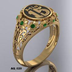 3 Sterling Silver rings w/ Tourmaline Stones. Metal Jewelry, Boho Jewelry, Custom Jewelry, Pendant Jewelry, Ring Pillow Wedding, Wedding Ring Box, Wedding Jewellery Boxes, Costume Jewelry Rings, Gold Jewellery Design